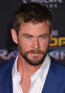 Chris Hemsworth, Thor
