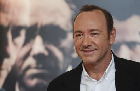 El actor Kevin Spacey