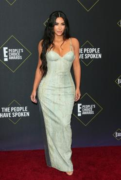 Kim Kardashian, People's Choice Awards