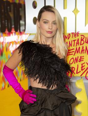Margot Robbie, Birds of Prey,
