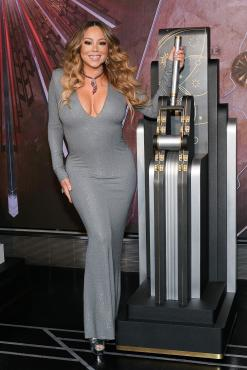 Mariah Carey, Empire State Building,