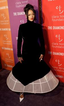 Rihanna, Diamond Ball,