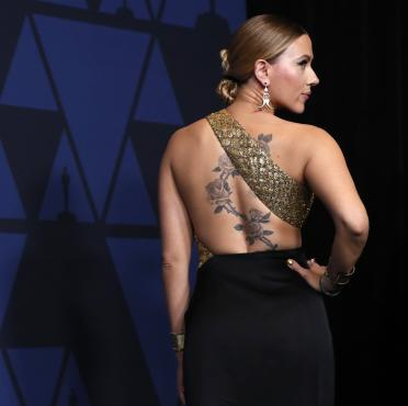 Scarlett Johansson, Governors Awards