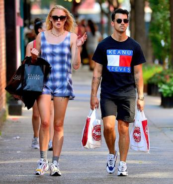 Sophie Turner, Joe Jonas,