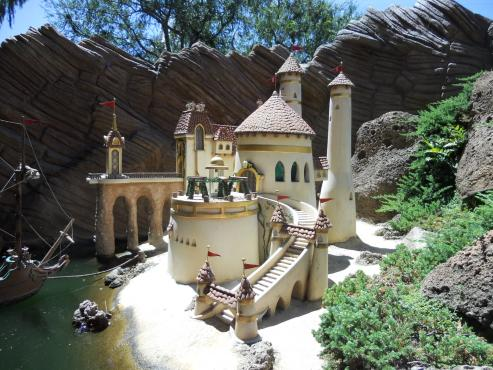 Storybook Land, Disneyland