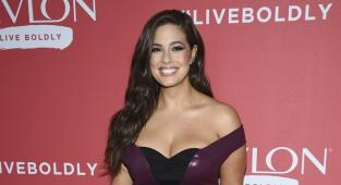 Ashley Graham, modelo curvy,