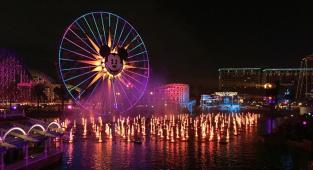 California Adventure Park, disney,