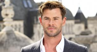 Chris Hemsworth, Thor,