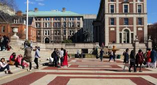 Universidad de Columbia, Nueva York,