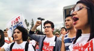 Dreamers protestan en Arizona