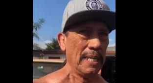 El actor latino Danny Trejo