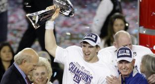 NFL, Super Bowl, Giants, Eli Manning, Nueva York,