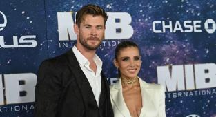 Elsa Pataky, Chris Hemsworth,