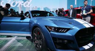 El  Ford Mustang Shelby GT500