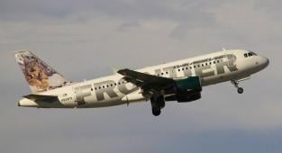 Agresión sexual en Frontier Airlines