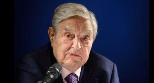 El multimillonario George Soros