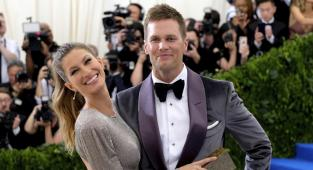 Gisele Bundchen, tom brady,