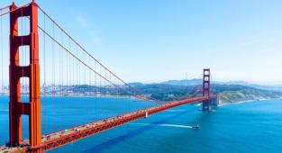 Golden Gate San Francisco tour ballenas