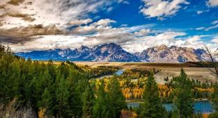 Grand Teton, Jackson Hole, Wyoming
