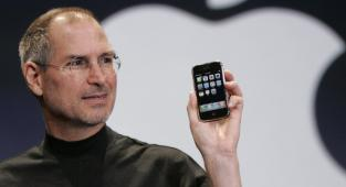 iPhone, Steve Jobs, Apple