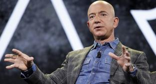 Jeff Bezos, Amazon, Blue Origin
