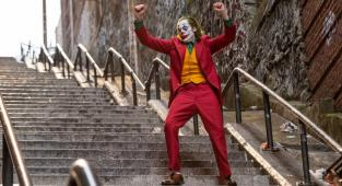 Escaleras de Joker