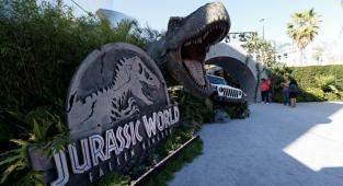 Jurassic World The Ride