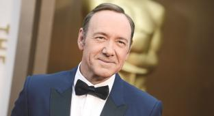Kevin Spacey acusado de agresión sexual