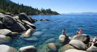 Lago Tahoe, California, Nevada