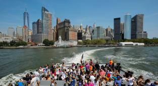Concurso en Lower Manhattan