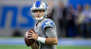 NFL, Thanksgiving, Detroit, David Blough