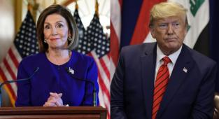"Nancy Pelosi califica al presidente Trump de ""obeso mórbido"""