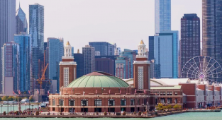 Navy Pier en Chicago