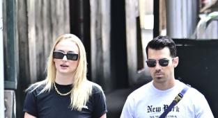 Sophie Turner y Joe Jonas