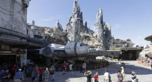 Star Wars: Galaxy's Edge, Disney World, Orlando