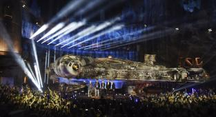 Star Wars: Galaxy's Edge, Disneyland, Disney World, parques de Disney,