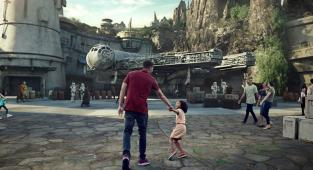 Star Wars en Disney