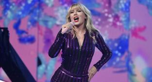 Taylor Swift, bodysuit, Amazon Music's Prime Day