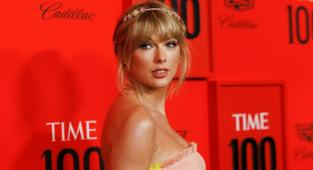 Taylor Swift, gala Time 100, Time 100,