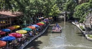 Tour por el River Walk de San Antonio