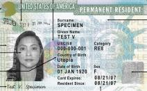 Green Card, carga pública