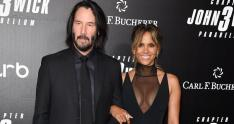 Halle Berry, Keanu Reeves,