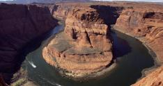 Horseshoe Bend, Arizona,