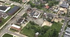 Tornado destruye casas en Jefferson City, Missouri