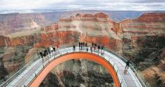 Skywalk, Gran Cañón de Arizona, Gran Cañón,