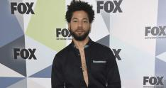El actor Jussie Smollett , de la serie Empire