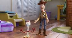 Toy Story 4, Forky, Woody, Buzz Lightyear, Toy Story,