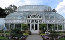 Volunteer Park Conservatory, Seattle,